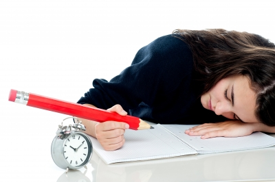 On Teen Sleep Needs 93